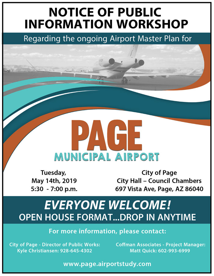 Airport Master Plan Flyer