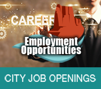 City Job Openings